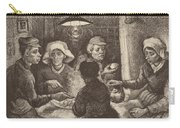 Potato Eaters, 1885 Carry-all Pouch
