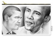 President Barack Obama Carry-all Pouch
