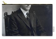 President Calvin Coolidge Carry-all Pouch by International  Images