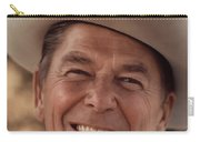 President Ronald Reagan Carry-all Pouch