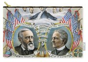 Presidential Campaign, 1888 Carry-all Pouch