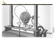 Priestleys Electrostatic Machine, 1775 Carry-all Pouch