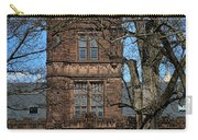 Princeton University East Pyne Hall Tower Carry-all Pouch