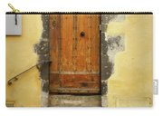 Provence Door Number 6 Carry-all Pouch