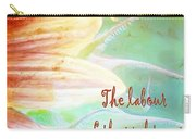 Proverbs 10 16 Carry-all Pouch