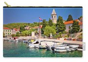 Prvic Luka Island Village Waterfront View Carry-all Pouch