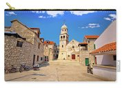 Prvic Sepurine Stone Architecture View Carry-all Pouch