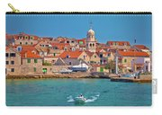 Prvic Sepurine Waterfront And Stone Architecture View Carry-all Pouch