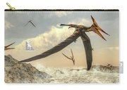 Pteranodon Birds Flying - 3d Render Carry-all Pouch