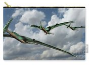 Pterodactyls In Flight Carry-all Pouch