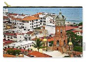 Puerto Vallarta Carry-all Pouch by Elena Elisseeva