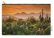 Pure Sonoran Gold  Carry-all Pouch