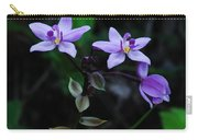 Purple Orchids 2 Carry-all Pouch