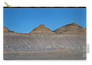 Pyramid Mountains In Emery County Utah Carry-all Pouch