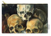 Pyramid Of Skulls Carry-all Pouch