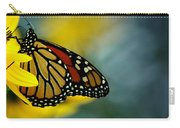 Queen Monarch Carry-all Pouch