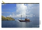 Silent Diving Bay On The Coast Of Sulawesi Carry-all Pouch