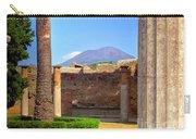 Quiet Vesuvius Carry-all Pouch