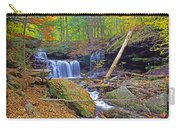 R B Ricketts Falls In Autumn Carry-all Pouch