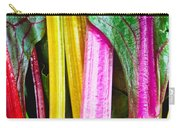 Rainbow Chard Carry-all Pouch