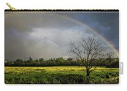 Rainbow Fields Carry-all Pouch