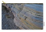Rainbow Wave Of Sandstone In Valley Of Fire Carry-all Pouch