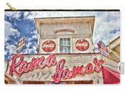 Rama Jama's Carry-all Pouch by Scott Pellegrin