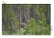 Rare And Wild. Finnish Forest Reindeer Carry-all Pouch