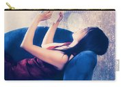Reading Carry-all Pouch by Joana Kruse