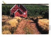 Red Barn Road Carry-all Pouch