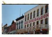 Red Dog Saloon Carry-all Pouch