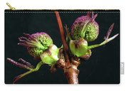 Red Elderberry Flower Buds Carry-all Pouch