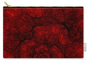 Red Fractal 051910 Carry-all Pouch