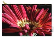 Red Gerbera 1 Carry-all Pouch