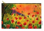 Red Poppies 451 Carry-all Pouch