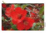 Red Quince Carry-all Pouch