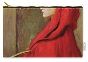 Red Riding Hood Carry-all Pouch