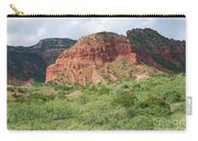 Red Rock At Caprock  Carry-all Pouch