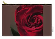 Red Rose Macro 6 Carry-all Pouch