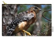 Red Shouldered Hawk Carry-all Pouch