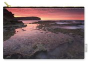 Red Sky At Morning Carry-all Pouch