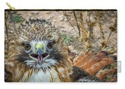 Red-tailed Hawk -5 Carry-all Pouch