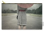 Red Umbrella Carry-all Pouch by Joana Kruse
