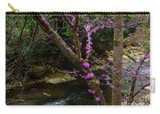 Redbud And River Carry-all Pouch