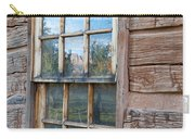 Reflections Of Time Carry-all Pouch by Sandra Bronstein