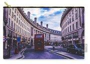 Regent Street In London Carry-all Pouch