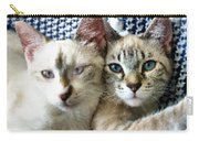 Rescued And Spoiled Carry-all Pouch