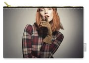 Retro Style Fashion Carry-all Pouch