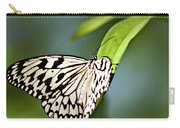 Rice Paper Butterfly 5 Carry-all Pouch