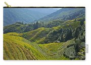 Rice Terraces In Guilin, China  Carry-all Pouch